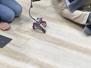 休日デザイン第4回目~歩くロボット~